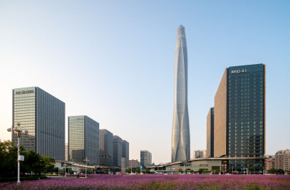 Tianjin CTF Finance Center