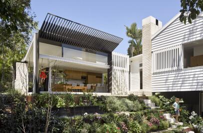 Jacaranda House