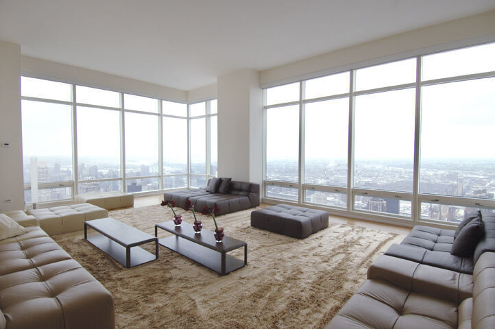 Galaxy in Private penthouse NY