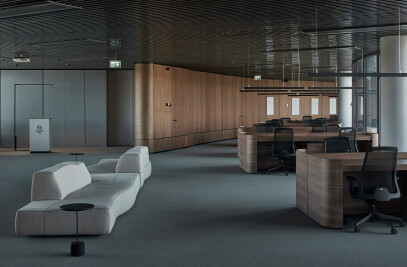Green Hall 2 Top floor offices