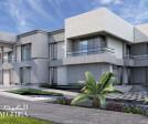 Villa architecture design