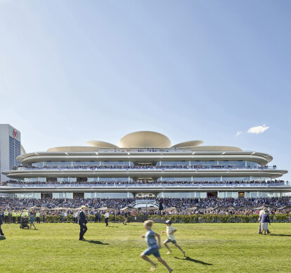 The Club Stand, Victorian Racing Club