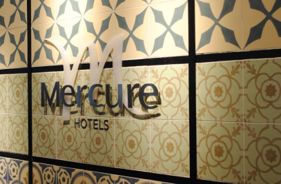Hotel Mercure Plaza di Madrid