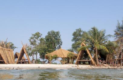 Koh Kong Mangrove Lodging