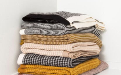 Bonnet plaids in different patterns and colours