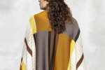 Velden Mustard plaid