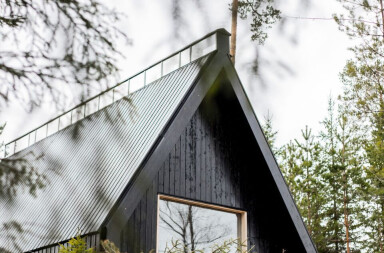 Finnish Forest Chapel a showcase of wood construction and volunteer spirit