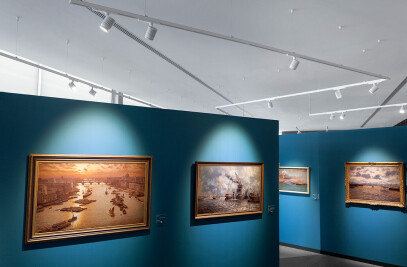The Coeclerici Gallery - Galata Maritime Museum