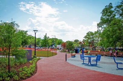 Eastern Market Metro Park – Phase 1