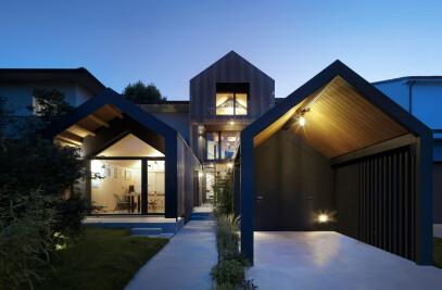Casa Studio Passive House