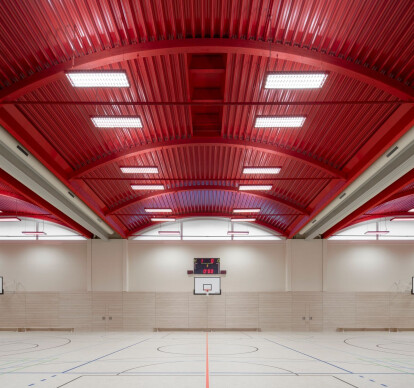 Hans-und-Hilde-Coppi-Gymnasium Sports Hall