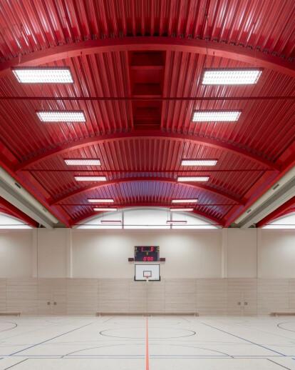 Hans-und-Hilde-Coppi-Gymnasium Sports Hall