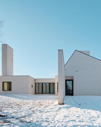 Three Chimney House