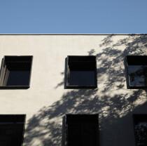 Urania facade detail