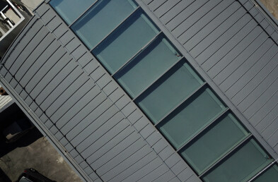 Urania skylight detail