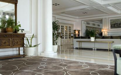 Raja flower in Hotel Larta Epidsou, Greece