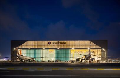 Turkish Airlines Line Maintenance Hangar