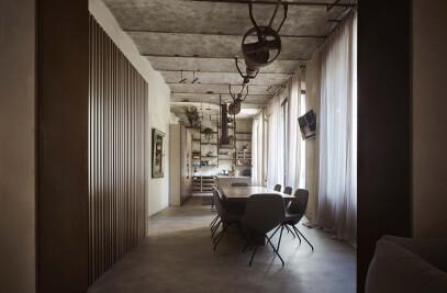 Gottardi House