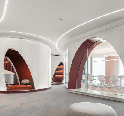 Office of New Silk Road E-Commerce Company