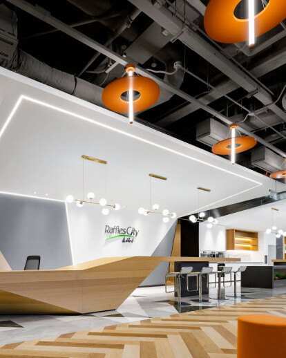 Capitaland Coworking Offices