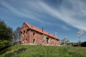 Czech house design finds value in a ruin