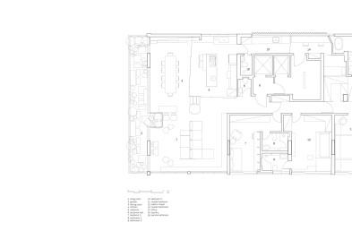 Tatuí Apartment layout plan