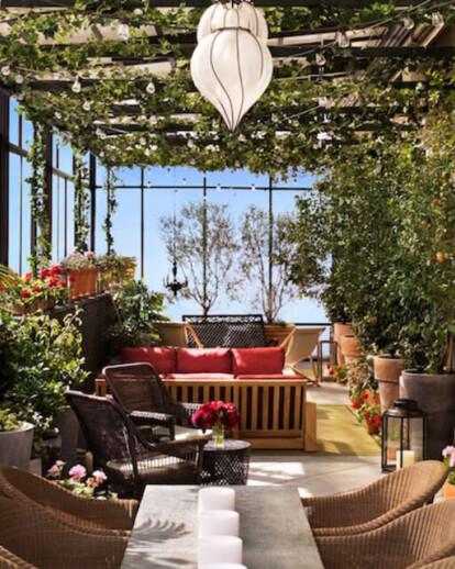 Gramercy Park Hotel Retractable Roof