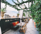 Gramercy Park Hotel Retractable Glass Roof
