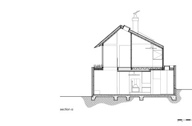 Lantern House section