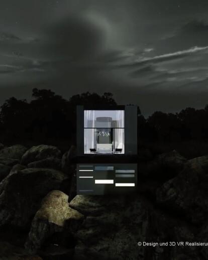 VR   AR   MR - HIDE AWAY