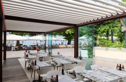 Opera per i ristoranti sul Garda