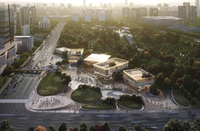 Wuhan Baozixi Park