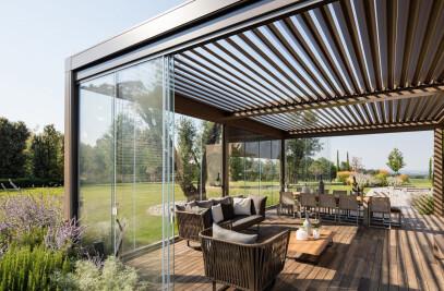 Comfort climatico e benessere open air