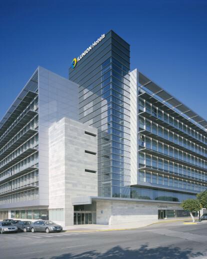 Ilunion Málaga Hotel y viviendas