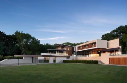 Contemporary family home in Cheltenham