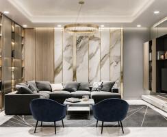 Contemporary Luxury Apartment Design Comelite Architecture Structure And Interior Design Archello
