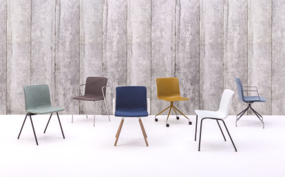 Nomi chair collection
