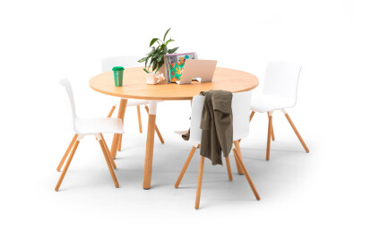 Nomi Wood chair