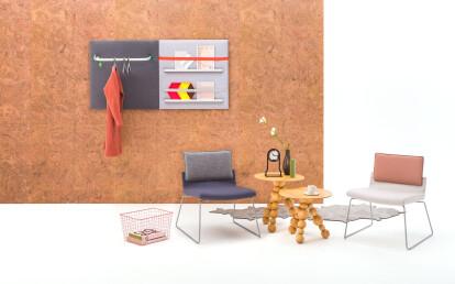 Triennial chair collection