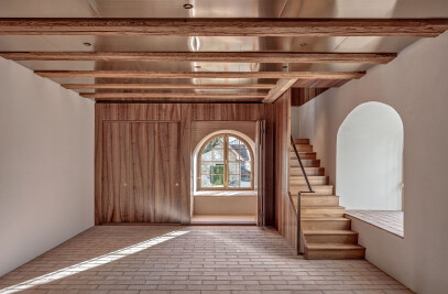 Luzern house CH -Scheitlin-Syfrig-Architekten