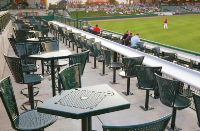 Stadium Collection Tables and Chairs
