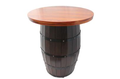 HEALY BARREL TABLE
