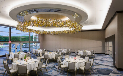 Arboreal at Marriott South Sioux Ballroom