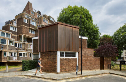 Bethnal Green | Copper Clad Extension