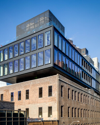The Warehouse (520 West 20th Street)