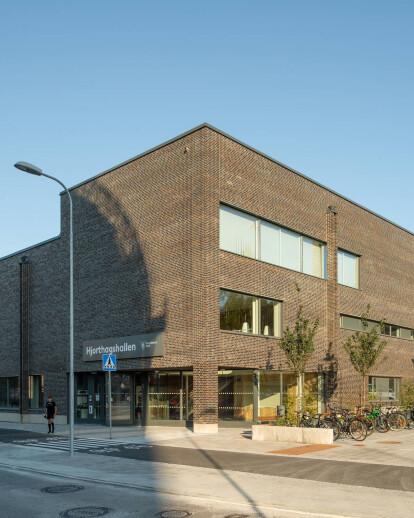 Hjorthagen Sport Hall