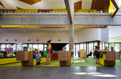 Bendigo Library Redevelopment