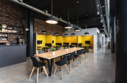 Chamber of Commerce's New Liege Office