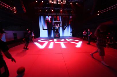Nike Event Las Vegas