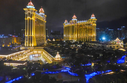 Casino and Hotel in Macau